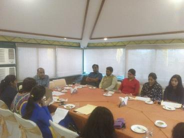 Assessor Orientation Program for Punjab Schools Assessments for Beauty and Wellness courses.