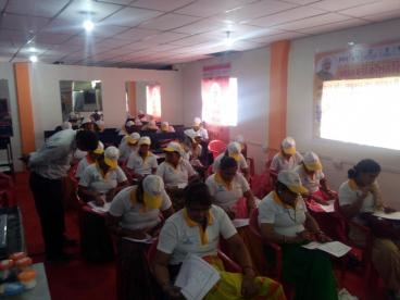 Assessment conducted by Eduworld under #RPL #PMKVY 2 #project for the #Food Sector Skill Council at location Ujjain.