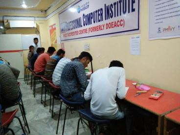 Assessment conducted by Eduworld under  PMKVY 2 project for the Gems & Jewellery Sector Skill Council at location Jammu.