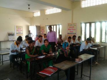 Assessment conducted by Eduworld under PMKVY2 project for the Mining Sector Skill Council at location Bareily.